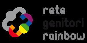 logo rete genitori rainbow