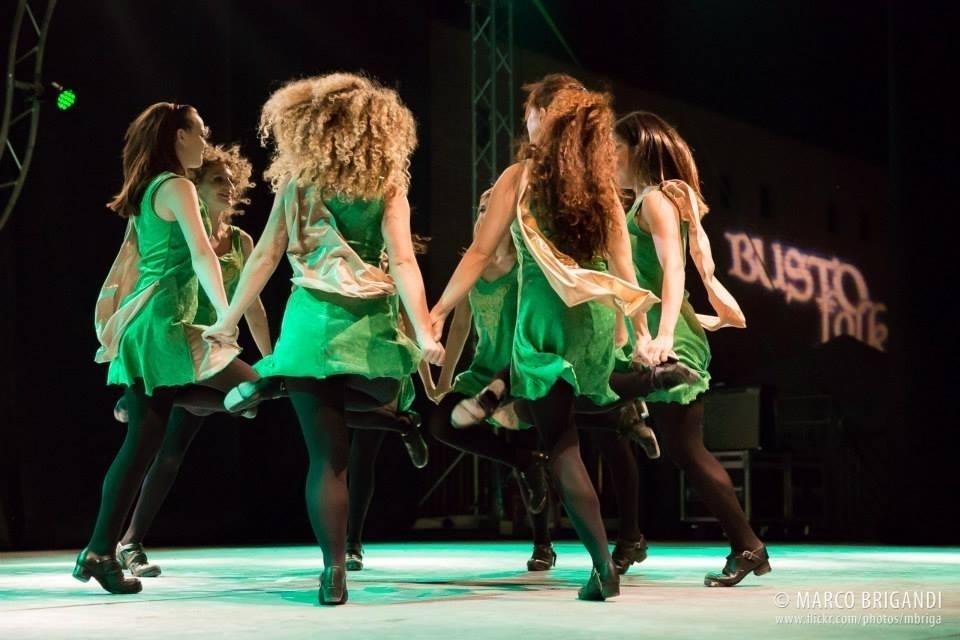 irish dancing pride park